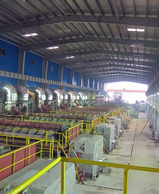 142MW  Second hand HFO Power Plant in Bangladesh