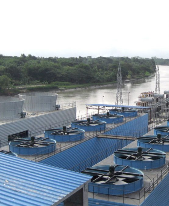 134MW Used HFO Power Plant in Bangladesh