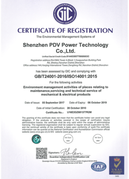 ISO 24001 2004 THE MANAGEMENT SYSTEM OF ENVIRONMENT ENG